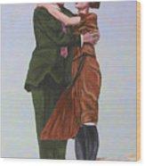 Ray And Isabel Wood Print