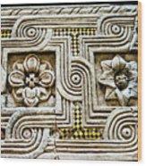 Remains Wood Print