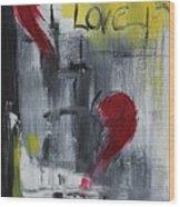 Remember Love Wood Print