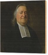 Reverend Joseph Sewall Wood Print