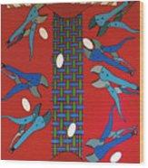 Rfb0919 Wood Print