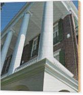 Robert Wm Roper House Wood Print