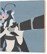 Rokka Braves Of The Six Flowers Wood Print