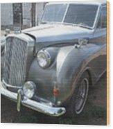 Rolls Royce Silver Wraith Wood Print