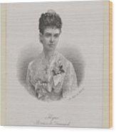 Royal Collection Wood Print