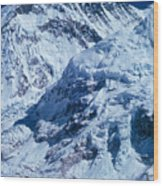 Sagarmatha Wood Print