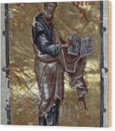 Saint Matthew Wood Print by Granger