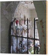 Saint Roch Chapel Wood Print