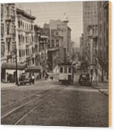 San Francisco 1945 Wood Print