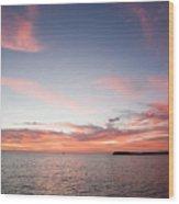 Sea Of Cortez Wood Print