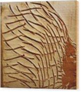 Seed - Tile Wood Print