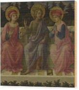 Seven Saints Wood Print