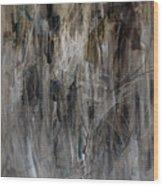 Shamanic Journey Wood Print