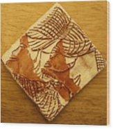 Sights - Tile Wood Print
