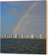 1- Singer Island Wood Print