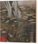 Sirens Of The Twilight 3 Wood Print by Ralph Nixon Jr
