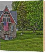 Sodus Point Wood Print