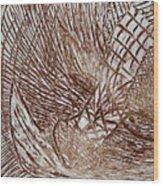 Solemn - Tile Wood Print