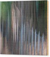 Southern Glow Wood Print