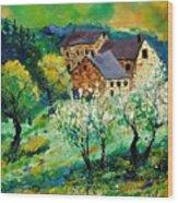 Spring 560140 Wood Print
