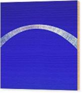 St Louis Gateway Arch  Wood Print