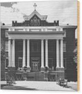 St. Mary's School - Raleigh, North Carolina Wood Print