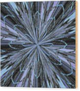 Star Bright 2 Wood Print