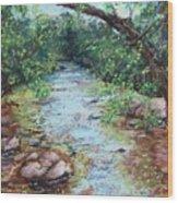 Stephens State Park Wood Print