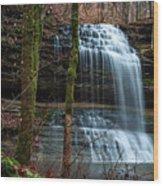 Stillhouse Hollow Falls  Wood Print