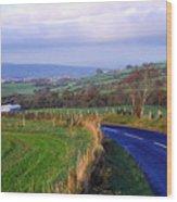 Strabane Plumbridge Road Wood Print