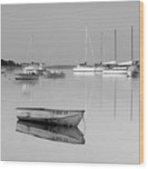 Sunrise In Osterville Cape Cod Massachusetts Wood Print