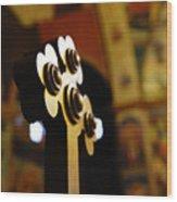 Sursum Corda Wood Print