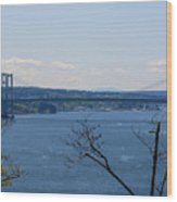 Tacoma Narrows Bridge Wood Print