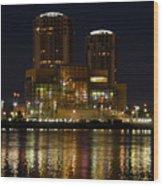 Tampa Bay History Center Wood Print