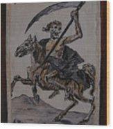 Tarot Wood Print