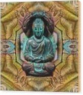 The  Buddhas Of Ayahrtyan  Wood Print