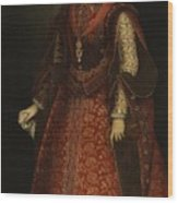 The Empress Isabel Of Portugal Wood Print
