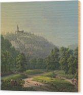 The Falkenstein Wood Print