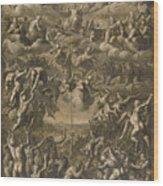 The Last Judgment Wood Print