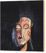The Madas Buddha Wood Print