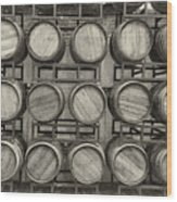 The Old Sugar Mill Wood Print