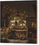 The Radcliffe R. Latimer Wood Print
