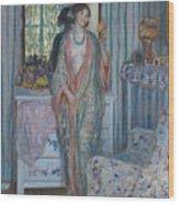 The Robe Wood Print