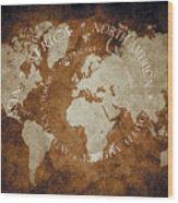 The Seven 05 04 2015 Wood Print