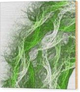 The Thread Wood Print