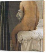 The Valpincon Bather Wood Print