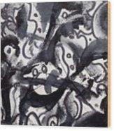 The Veritable Aspects Of Uli Arts #219 Wood Print