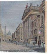 Theatre Royal Newcastle Wood Print