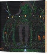 Tinker Bell Wood Print