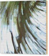 Tree Diptych 2 Wood Print